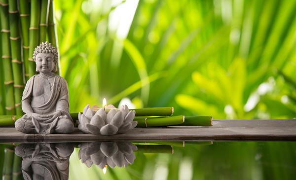Mindfulness image of Buddha